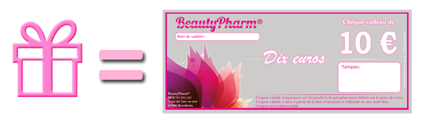 Coupon beautyPharm 2